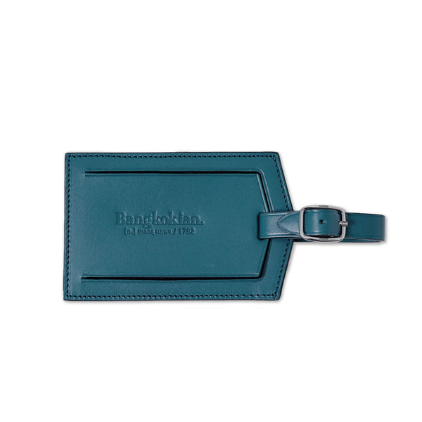 Bangkokian Luggage Tag Navy by Another Story