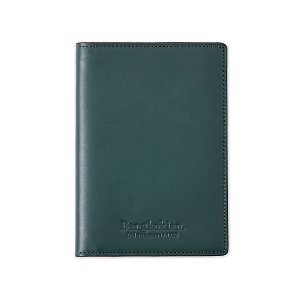 Bangkokian Passport Holder Green by Another Story