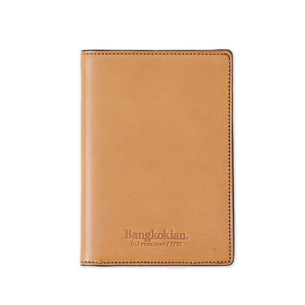 Bangkokian Passport Holder Tan by Another Story