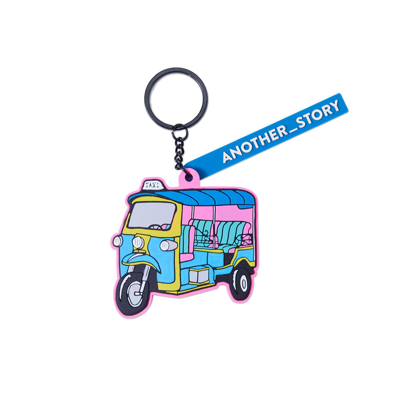 Bangkokian Keyring Tuk Tuk  by Another Story