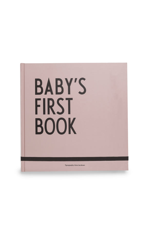 Design Letters Baby First Book