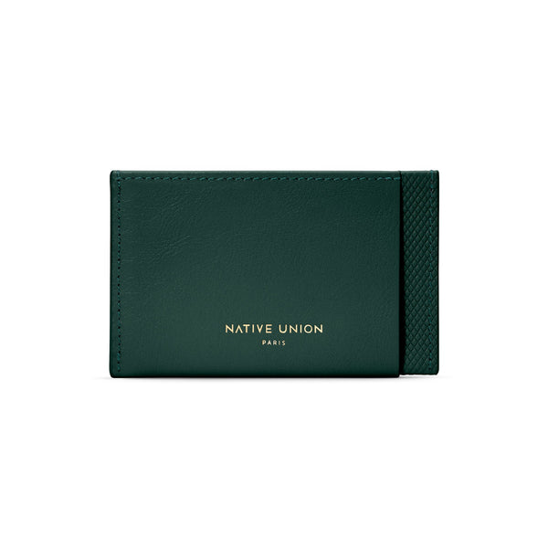 Native Union Heritage Card Holder Sapin