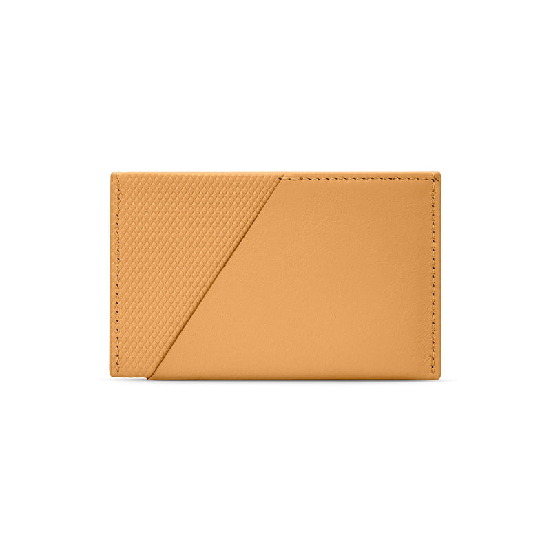 Native Union Heritage Card Holder Ocre