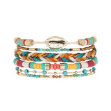 Cubanita multi links bracelet Hipanema