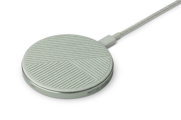 Native Union Drop Wireless Charger Sage