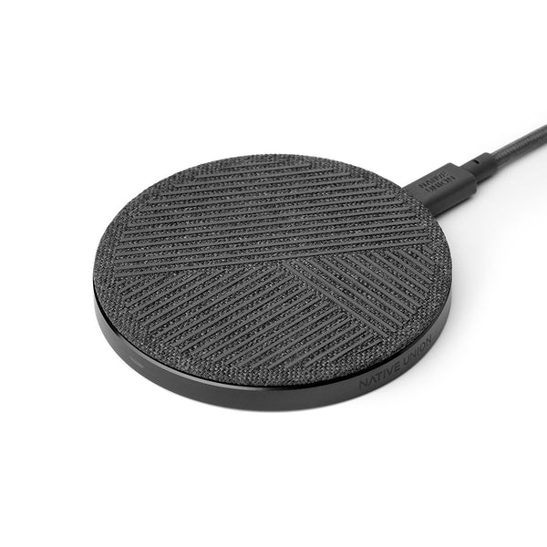 Native Union Drop Wireless Charger Slate