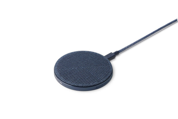 Native Union Drop Wireless Charger Indigo