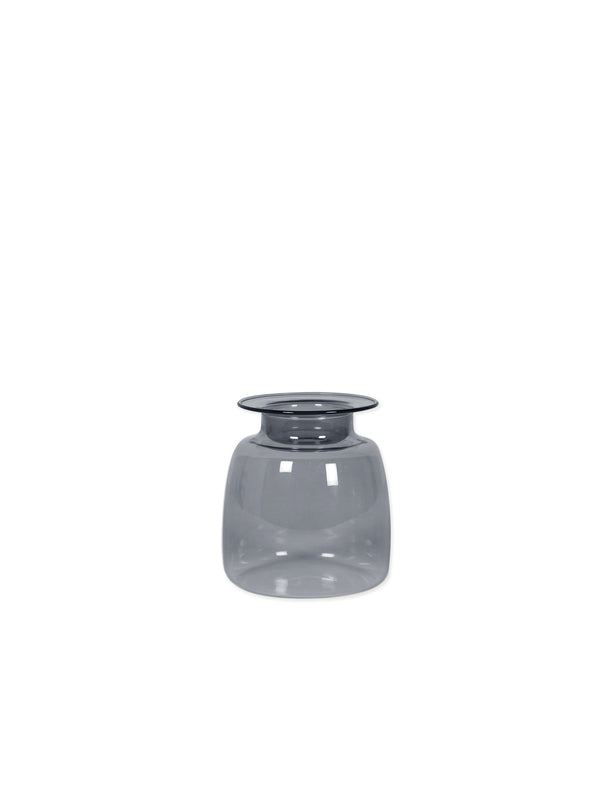 Eno Vase Valin grey medium