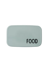Design Letters Food & Lunch Box, GREEN