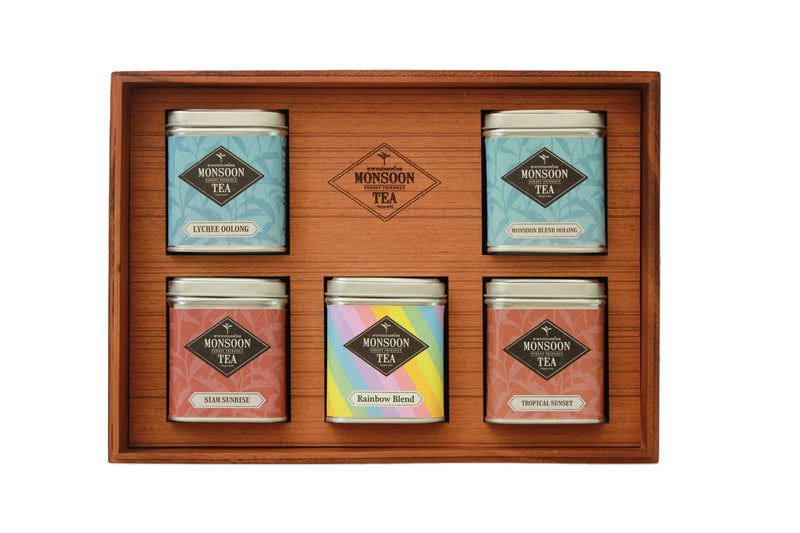 Flavoured Mix Tea Monsoon Tea Gift Box