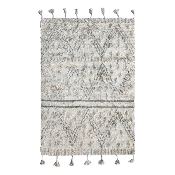 HK Living Wool Berber Rug
