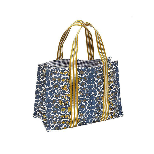 Inouitoosh spring summer collection shopping bags savanne golden brown