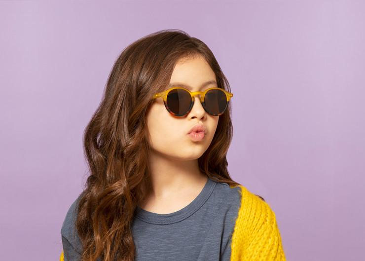 Izipizi #D sun junior glasses 10 years collection