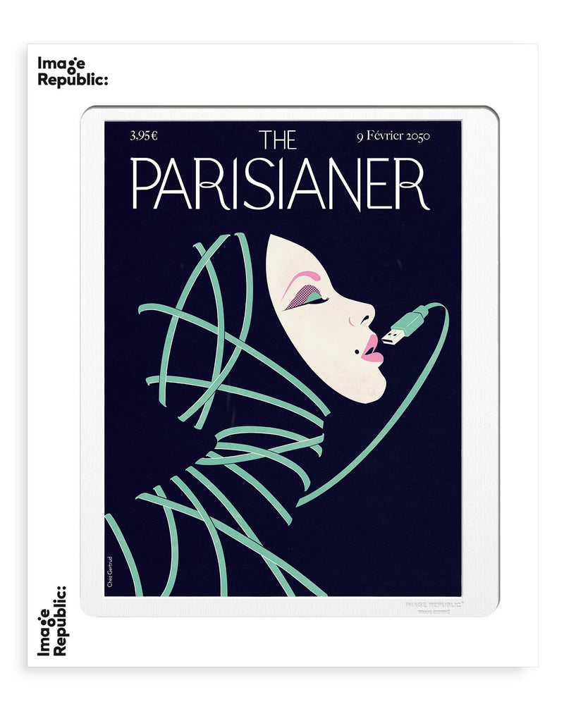 Image Republic The Parisianer Utopie N14 Print