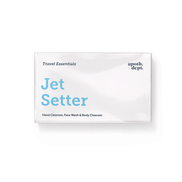 Men's Society Jet Setter Travel Essentials Kit