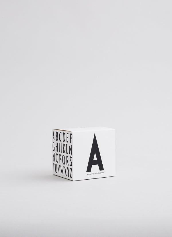 Design Letters Personal cup A-Z