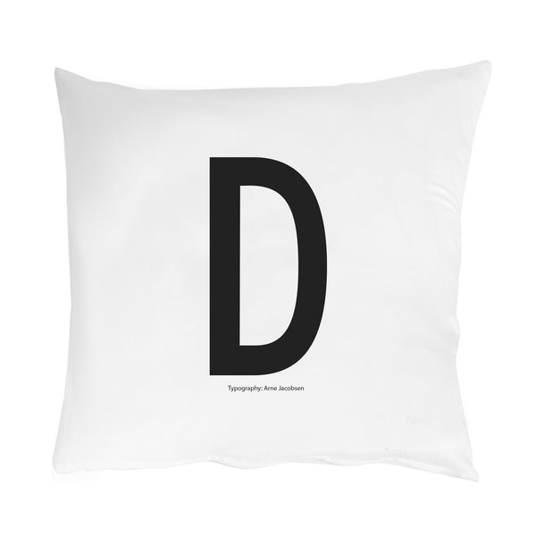 Design Letters Pillow Case