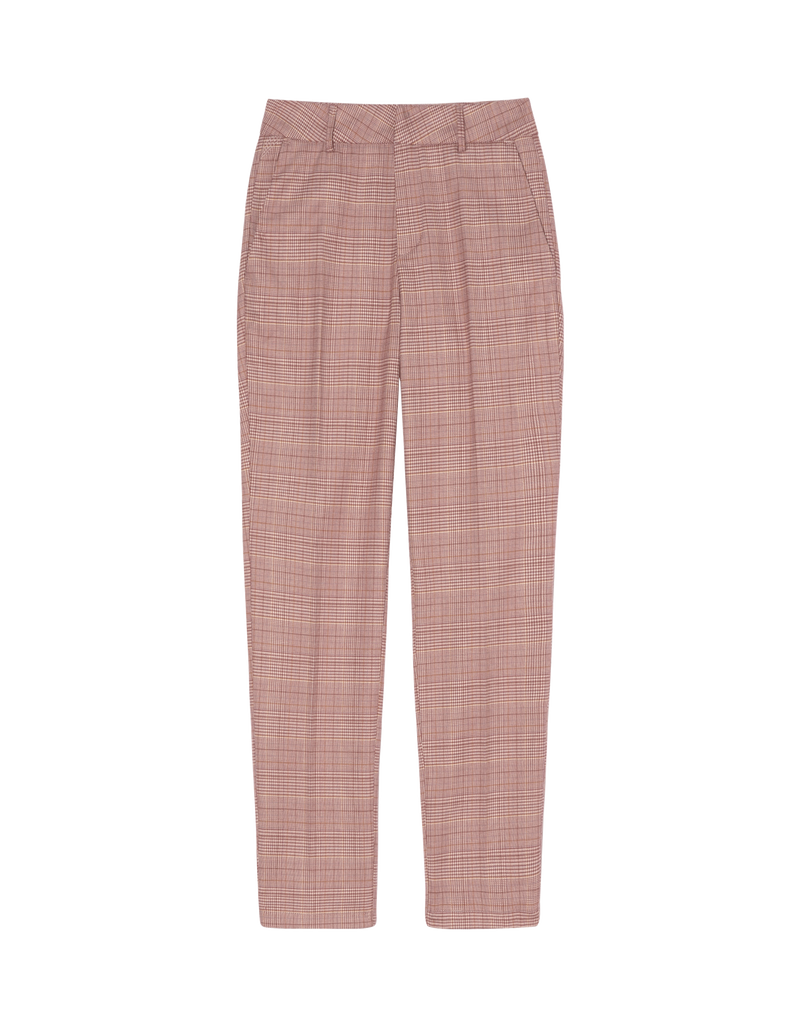 Pants Liv Fancy Pink Checks