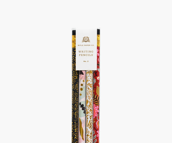 Rifle Paper Co. Set of Modernist Writing Pencils