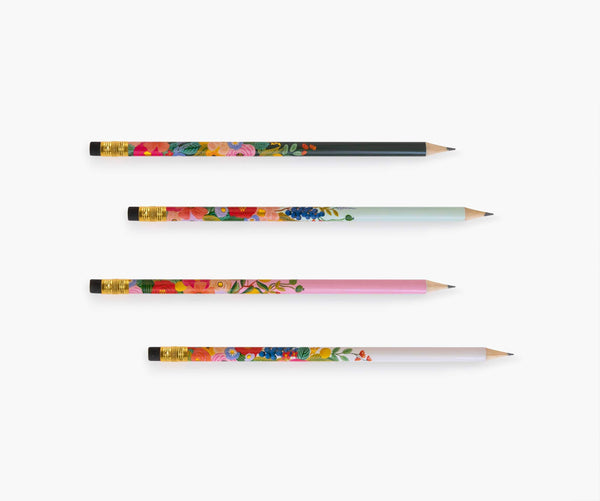 Rifle Paper Co. Set of Garden Party Writing Pencils