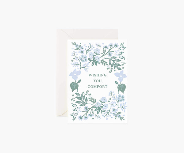 Rifle Paper Co. Indigo Sympathy