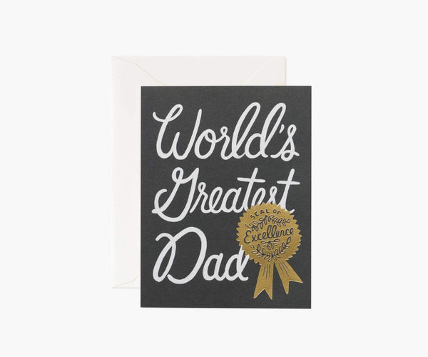 Rifle Paper Co. World'S Greatest Dad