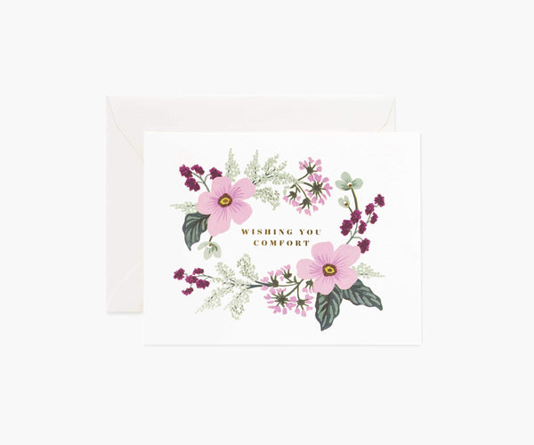 Rifle Paper Co. Wishing You Comfort Bouquet