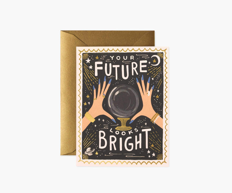 Rifle Paper Co. Your Future Looks Bright