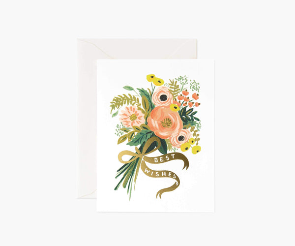 Rifle Paper Co. Best Wishes Bouquet