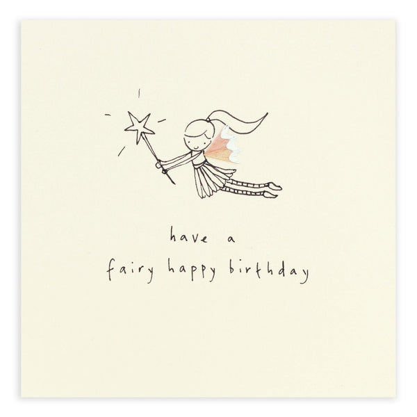 Ruth Jackson Birthday Fairy