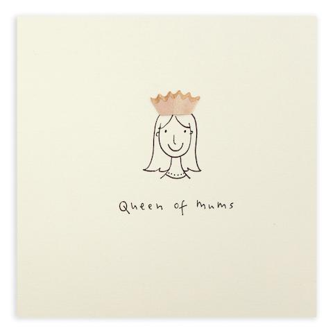 Ruth Jackson Mothers Day Queen of Mums