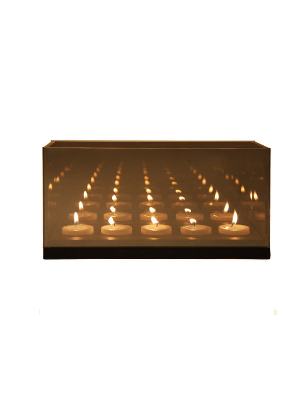 Candle Holder &Klevering Reflexion Cinq