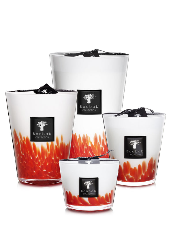 Baobab Collection Scented Candle Feathers Maasai