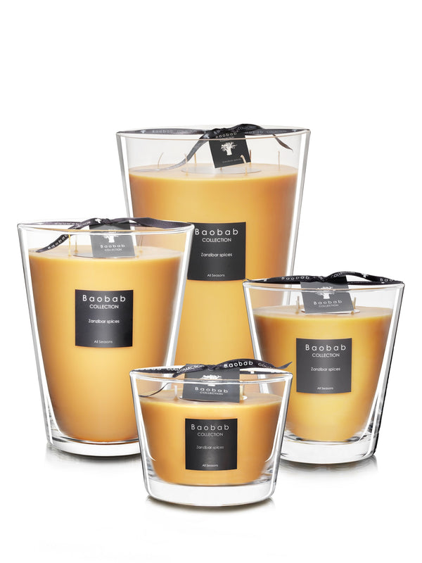 Baobab Collection Scented Candle Zanzibar Spices