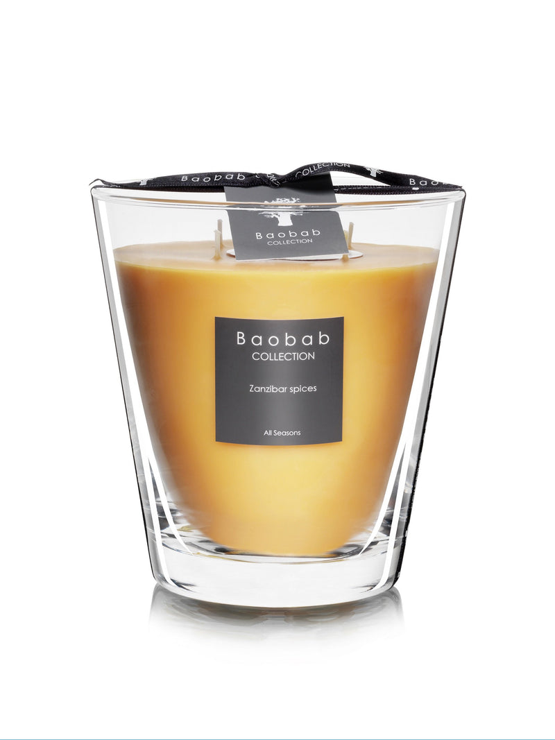 Scented Candle All Seasons - Zanzibar Spices