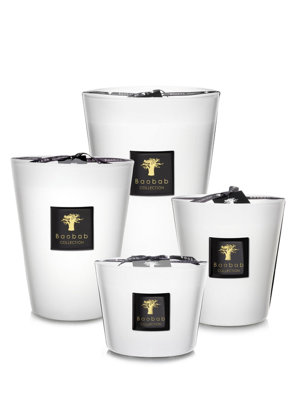 Baobab Collection Scented Candle - Pierre de Lune