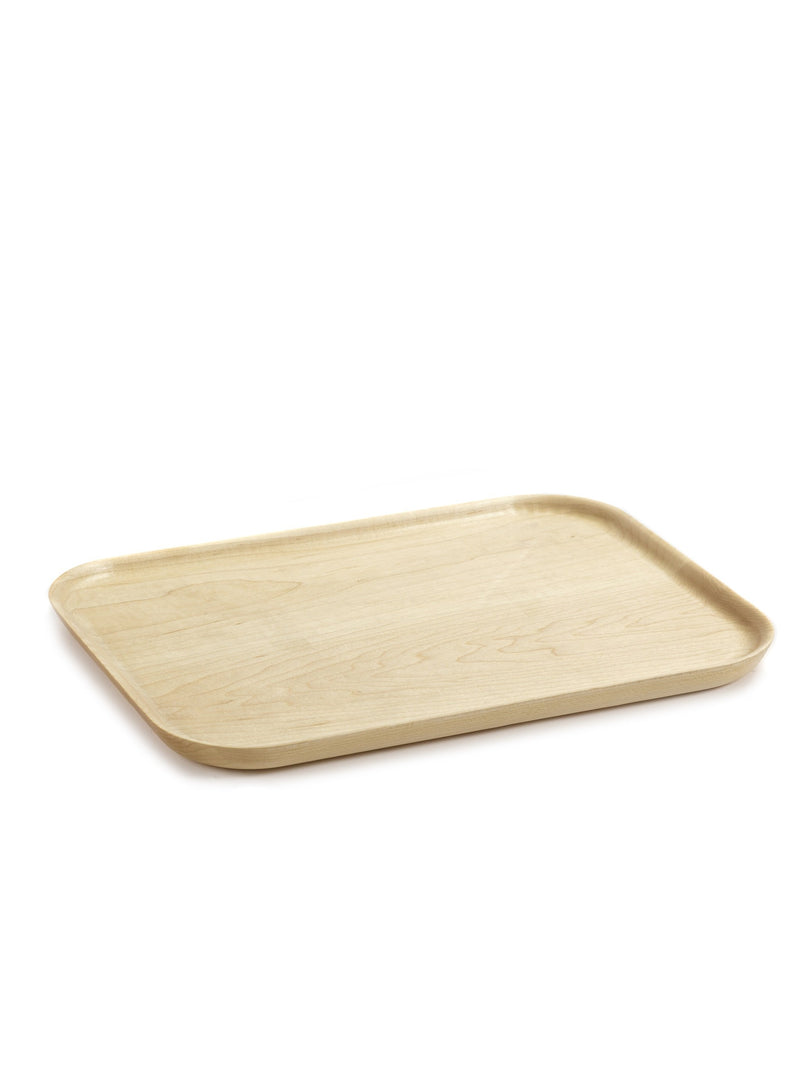 Serax x Merci collection homeware and tableware maple trays