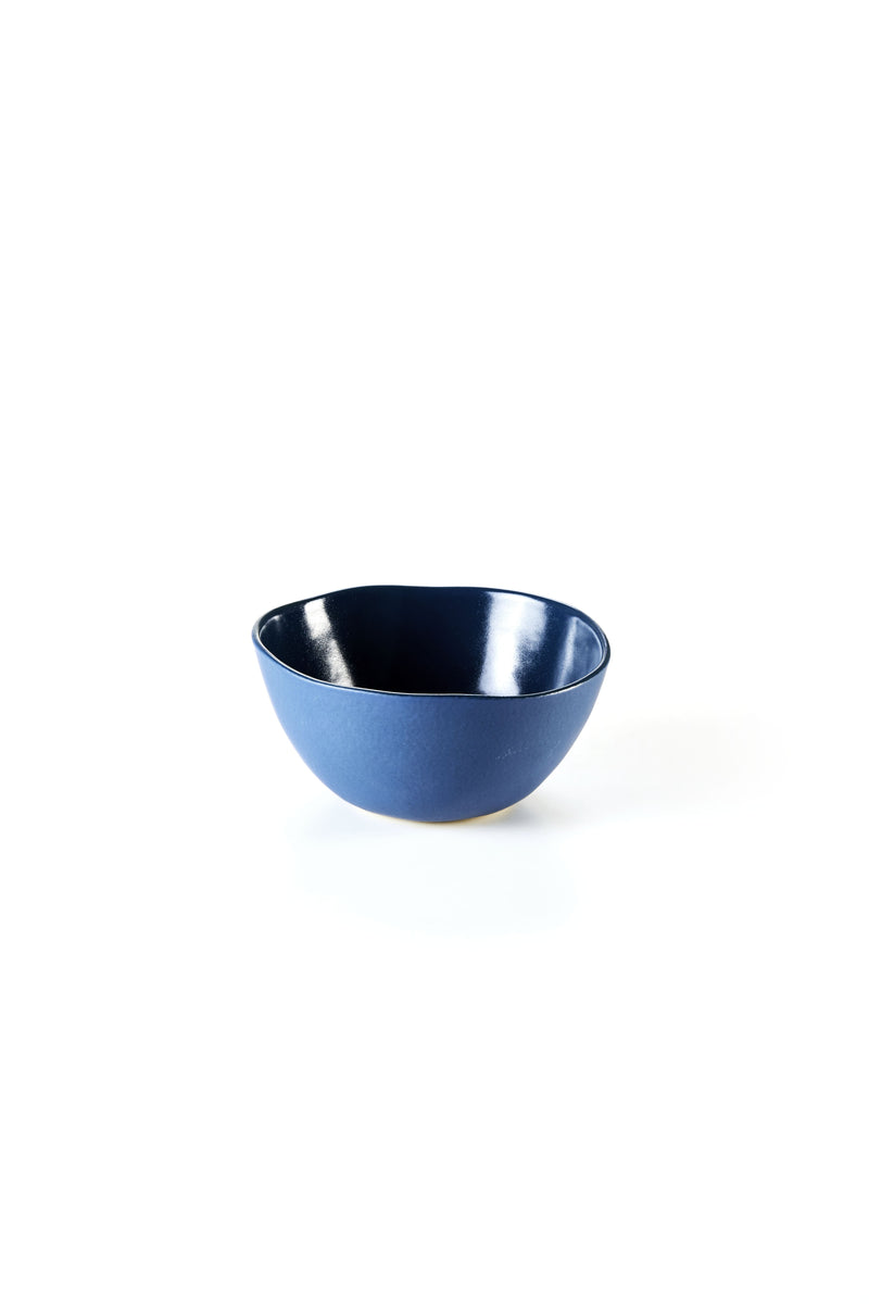 Another story exclusive collection soup bowls shiny matte blue