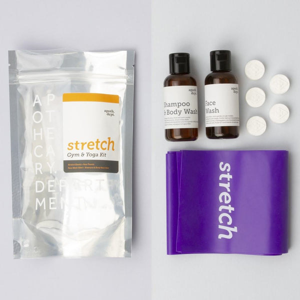 Men's Society Stretch Gym & Yoga Kit