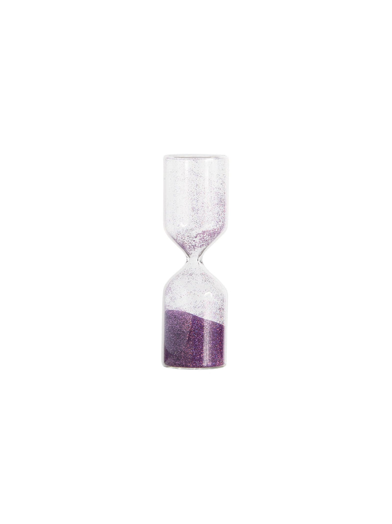 Timeless &Klevering  Glitter Purple Small