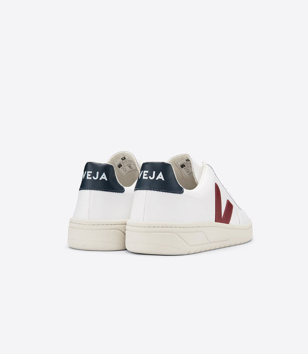 Veja exclusive collection sneakers v-12 marsala nautico
