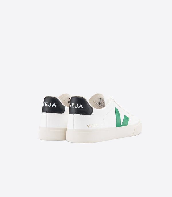 Veja exclusive collection sneakers Campo white emerald