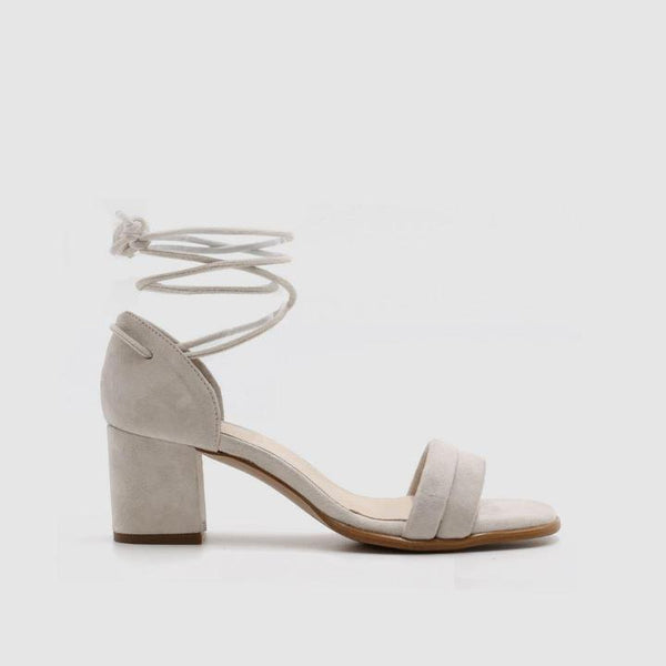 Alohas exclusive spring summer collection Dakota Ice - Off White