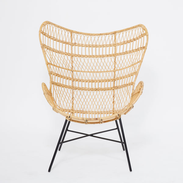 ANOTHER STORY Rattan Egg Chair