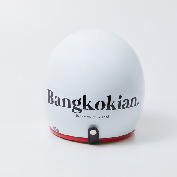 Bangkokian helmet exclusively at Another Story
