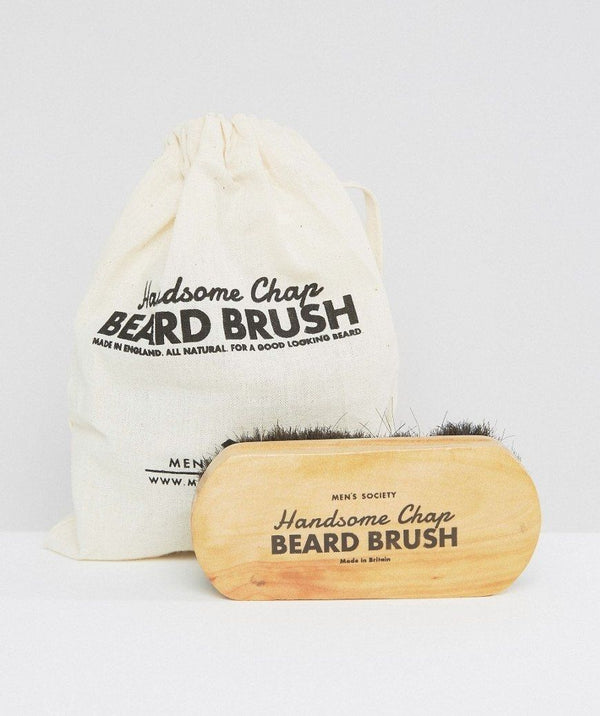 Men's Society Handsome Chap Beard Brush