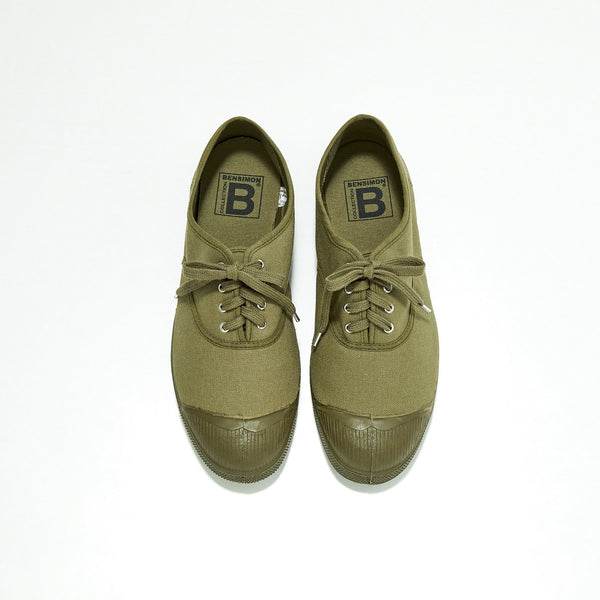 Bensimon MEN COLORSOLE SNEACKERS - KHAKI