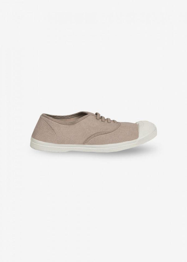 Bensimon MEN LACE TENNIS - EGGSHELL