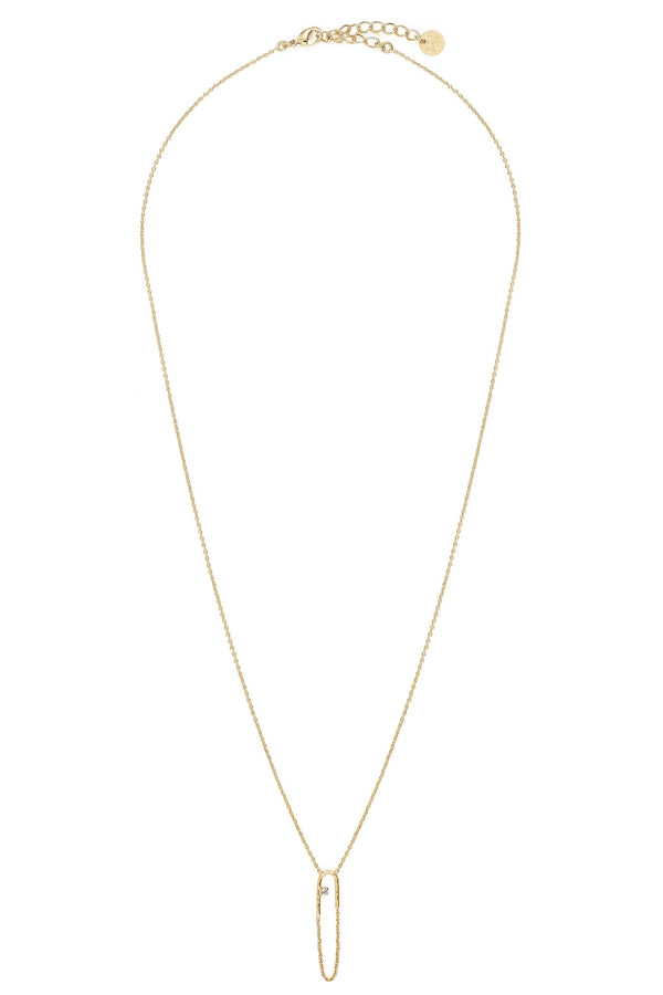 Necklace Colette - Cristal