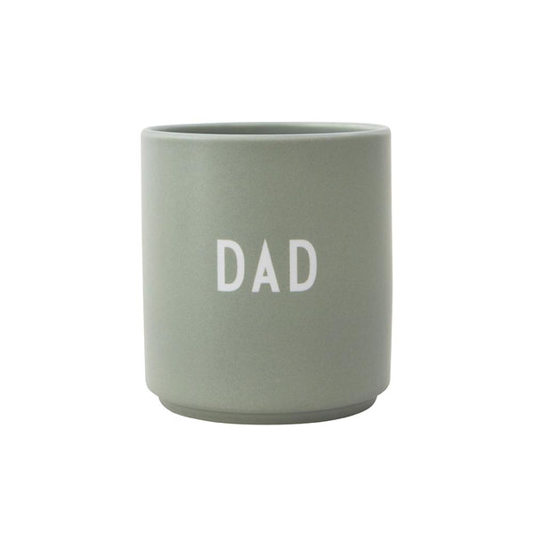 Design Letters Favourite cups - GREENDAD